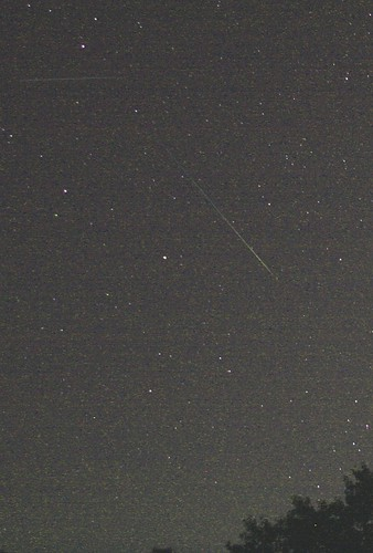 Meteor/satellite #2 (mildly enhanced)