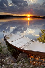 Canoe on a lake at sunset Nova Scotia Canada (Rolf Hicker Photography) Tags: world ocean travel sunset newzealand seascape canada nature water beautiful nova river landscape photography town novascotia seascapes photos spirit scenic canoe coastal canoes sherbrooke rivers scotia campground towns naturephotography marinedrive atlanticcanada campgrounds travelphotography stmarysriver beautifulworld sunsetpictures 5photosaday themaritimes top20canada rolfhicker canadapictures anawesomeshot aplusphoto top20travel brillianteyejewel canadianmaritimes canadaphotography goldstaraward honeymooncanada marinedrivenaturetrail stmarysriversidecampground dragondaggerphoto picturesofcanada hickerphotocom flickrsmasterpieces