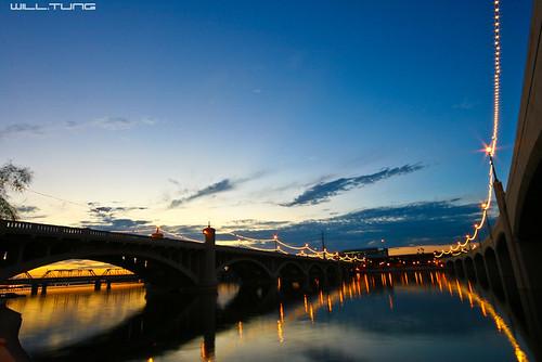 @ Mill Avenue Bridge