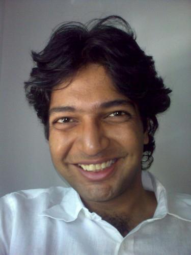 Gaurav Mishra, Georgetown University Yahoo! Fellow in Residence, 2008-2009