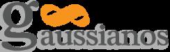 Logo con texto sombreado