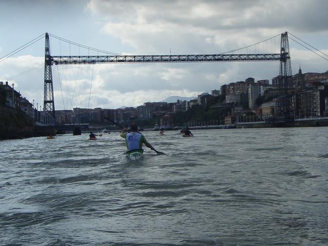 Puente colgante Getxo-Portugalete