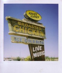 Broasted Chicken, Ice Cold Beer, and Live Music