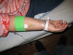 IV for infusion #2