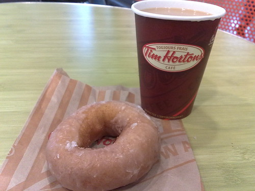 Tim Hortons Donuts and Coffee
