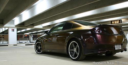 Infiniti 350 GT