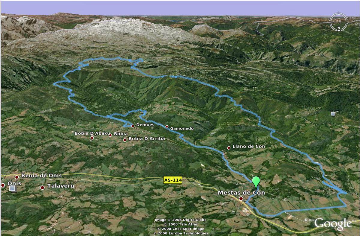Subida A Los Lagos De Covadonga Por Pistas Trasgu Btt