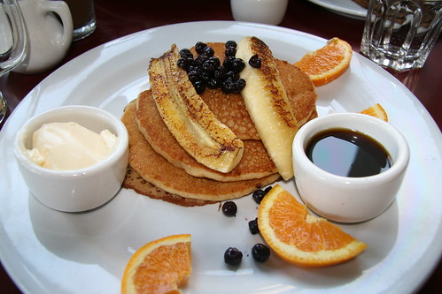 Fruit Pancakes by you.