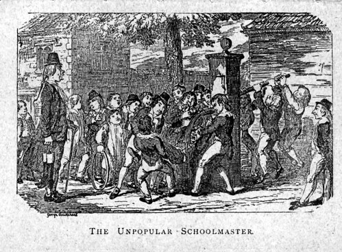 19- El maestro impopular