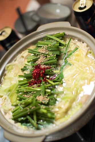 もつ鍋 │ 食べ物 │ 無料写真素材