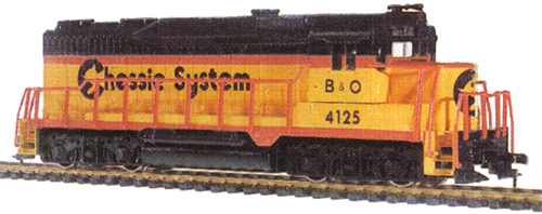 Click To View Bachmann GP30 Releases