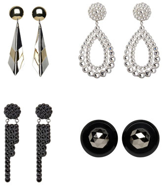 Mimco 70s Inspired Earring Designs
