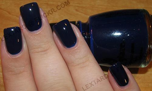China Glaze - Calypso Blue