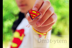 Superman (AyshaBintKhalid) Tags: red focus s superman f6oom