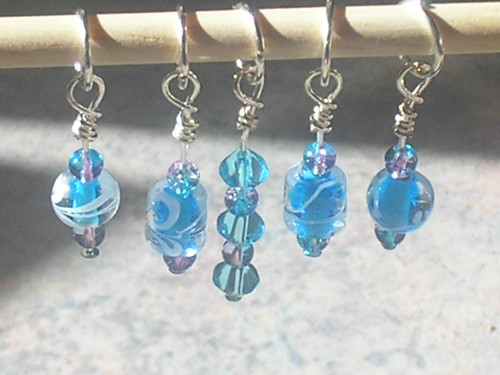 Stitch markers for Ceres