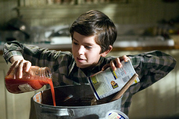 Freddie Highmore in The Spiderwick Chronicles