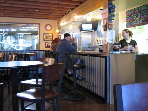 Big E Ales in Lynnwood