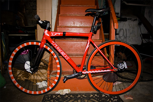 Joes bike