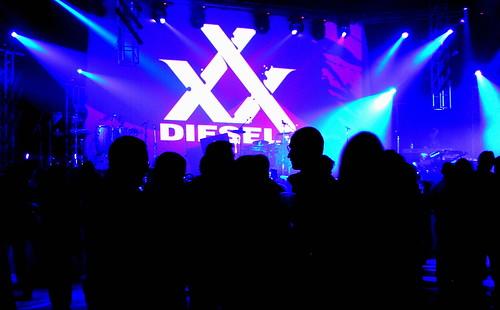 party Diesel Milano - XXX trentennale Diesel