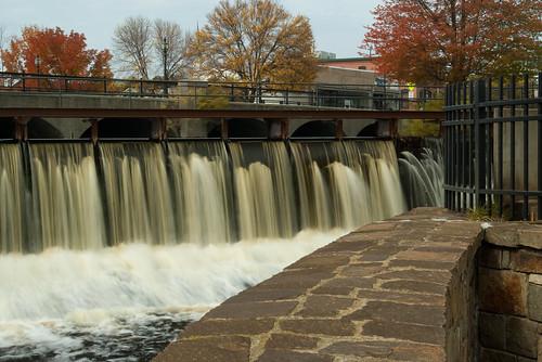 Moody Street Dam, Waltham, MA