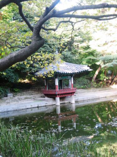 Aeryeonji Pond & Aeryeonjeong Pavilion