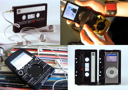 Contexture Design's 45 iPod Cases