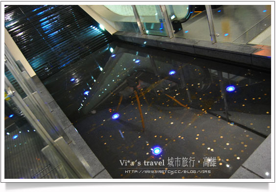 【高捷捷運路線圖旅行】摩登現代化的捷運站-中央公園站與城市光廊