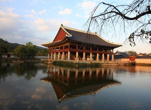 Seoul Gyeongbok Palace