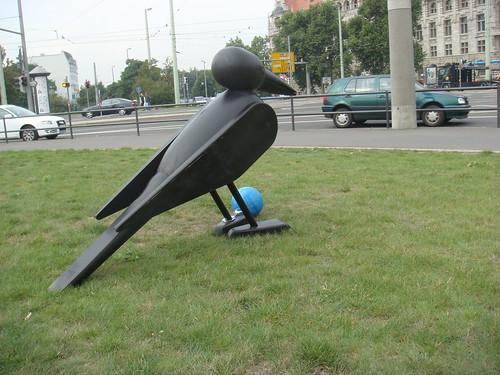 In Leipzig, Germany.