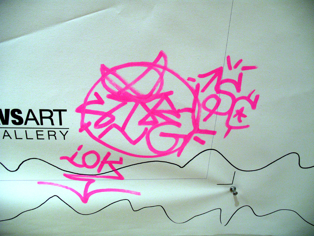AVSART LIVE Graffiti show