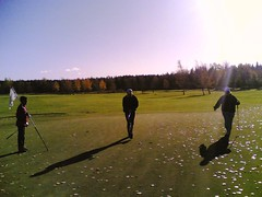 Autumn Golf in the Nordic #4