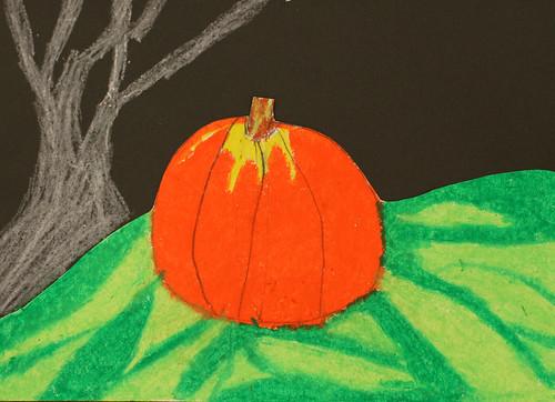 Gaddy's pumpkin