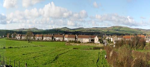 Dalry panorama