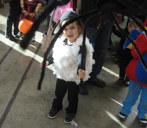 costume - sheep 1