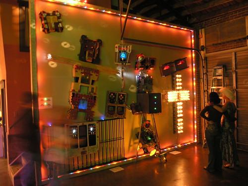 robot show installation