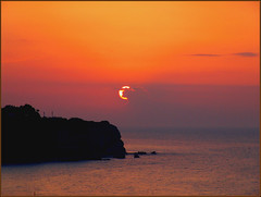 Sunset colours (linda.balode) Tags: sunset sea best fabulous sunsetsandsunrisesgold