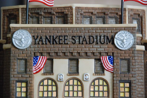 Yankee Stadium ceramic