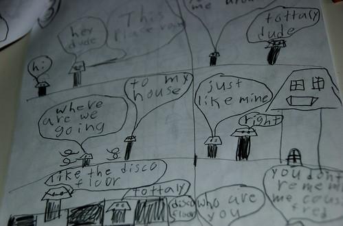 Bjorn's comic book