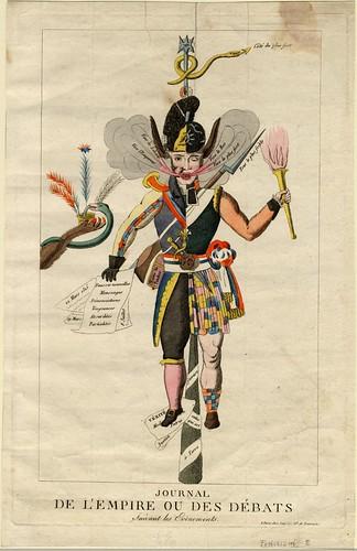 Journal de l'Empire ou des Débats (1815)