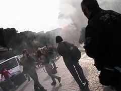 MANIFESTAZIONE 7 NOVEMBRE (officina_sdc) Tags: roma officina manifestazione resistenza sapienza scienzedellacomunicazione gelmini legge133