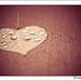 Raindrop heart by {Tasha}