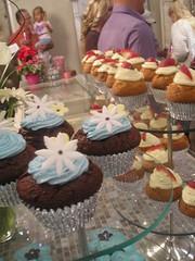 Swayed cupcakes