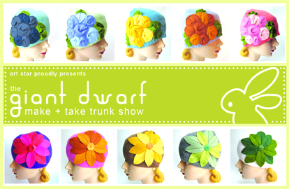 Make + Take Trunk Show