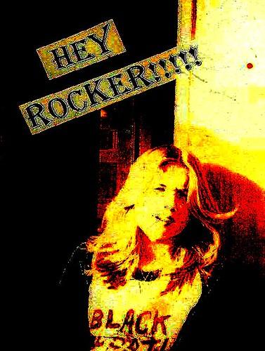 Hey Rocker