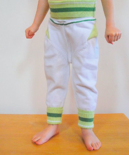 Recycled Sweater Pants  by you.