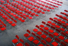 DSC_8509 (shizhao) Tags: guangzhou china red chair cnbloggercon reddot  blueribbonwinner flickrsbest platinumphoto 200811 cnbloggercon2008 conceptimages