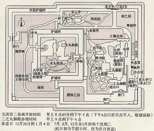 NIJO MAP