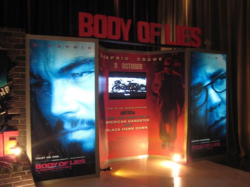 Body of Lies publicity