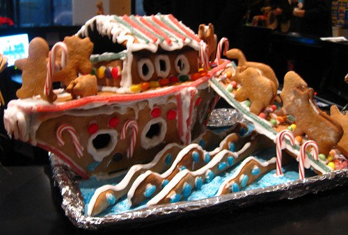 Gingerbread Arc