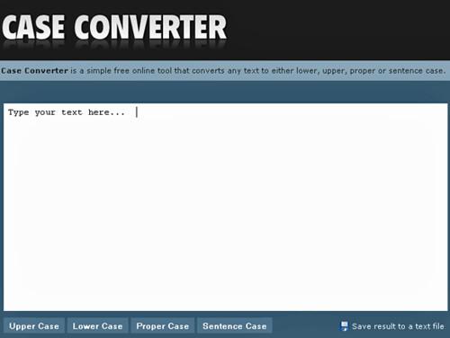 caseconverter